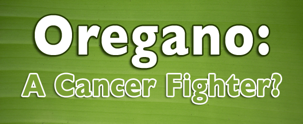 Oregano: A Cancer Fighter?