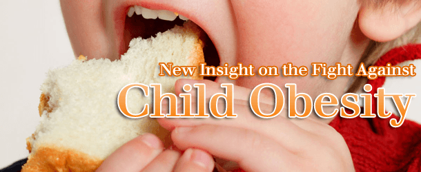 New Insight on the Fight Against Child Obesity