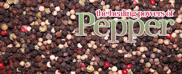 The Healing Powers of Pepper
