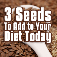 3 Protein-Packed Seeds You Should be Eating