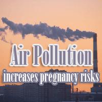 Study: Air Pollution Linked to Stillbirth Risk