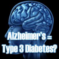 alzheimer s is type 3 diabetes