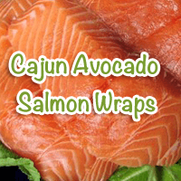 Summer's Not a Wrap Yet! Try These Cajun Avocado Salmon Wraps [Recipe]