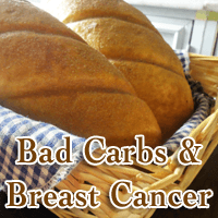 Study: High Intake of Bad Carbs Increases Risk of Breast Cancer