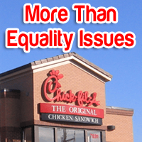 The Reason to Boycott Chick-fil-A is Not Just for Human Equality Issues, But for Health Issues Too