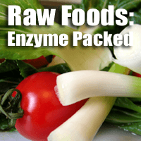 The Enzyme Break Down: Raw Foods Improve Your Pancreatic Health