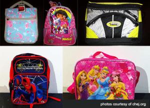 Toxins Found in School Supplies