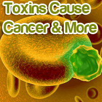 Body Toxins Cause Cancer, Parkinson's, Diabetes and more