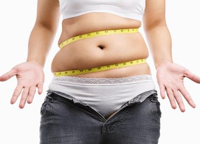 Belly Fat More Dangerous Than Hip & Thigh Fat