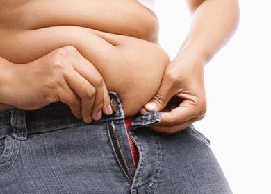 Your Excess Belly Fat May Not Be Your Fault