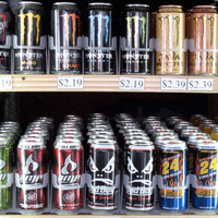 Zero Health Benefits From Energy Drinks for Children