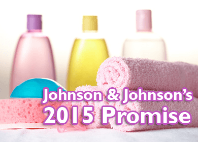 Johnson & Johnson Removing Dangerous Toxins from Products