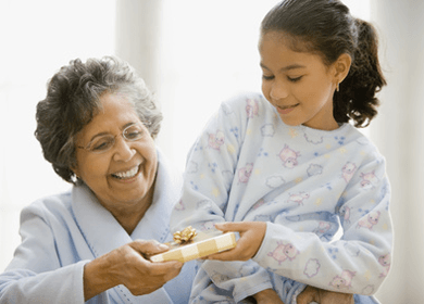 Study Shows Grandmothers Key to Human Survival