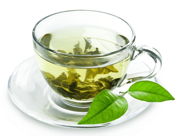 The Healing Touch of Green Tea