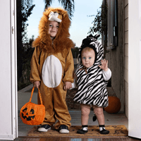 The Trick for a Healthy Halloween for Your Kids