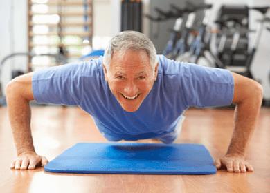 Intense Aerobics Improves Symptoms of Parkinson's
