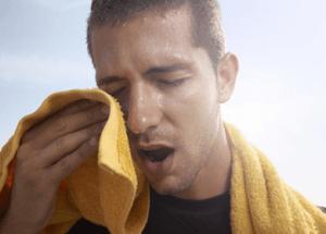 Should I Exercise When I Am Sick?
