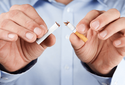 Middle Age Smoking Cuts Your Life Short by 10 Years