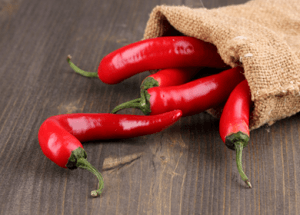 Chili Peppers Help Relieve Chronic Back Pain?