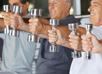 Keep Your Muscles As You Age With Diet and Strength Training
