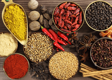 Fight Cancer, Protect Your Nervous System, Boost Brain Power With Spices