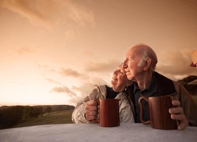 Small Greek Island Has Secret Anti-aging Coffee