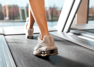 Get Off The Treadmill And Vary Your Exercises, You'll be Happier