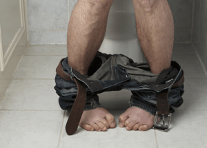 Ghost Poops Can Lead to Painful Constipation