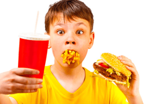 Fast Food Kids' Meals Market Poisons to Our Children