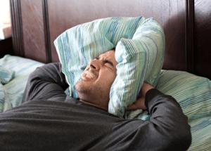 Sleepless Nights Increase Risk of Heart Disease
