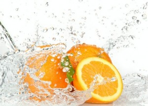 healthy soda water