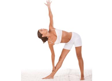 5 easy yoga moves to do each morning