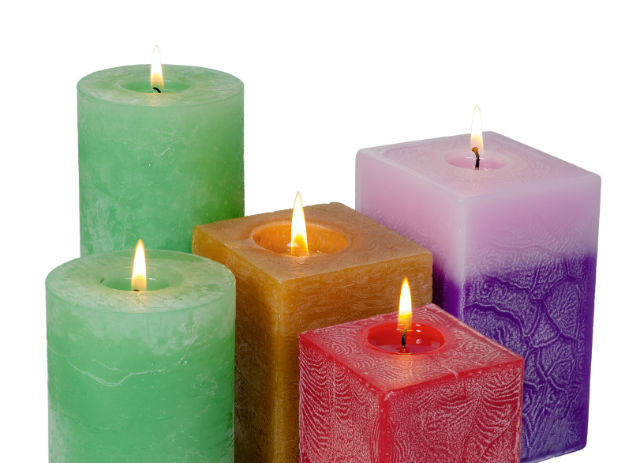 The Problem with Indoor Candles