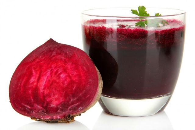 beet juice