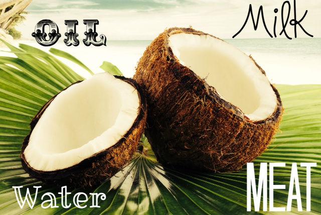coconut use