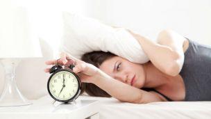 sleep in alarm