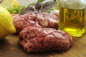 beef brains