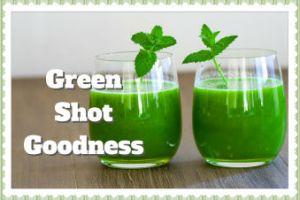 healthy wheat grass juice