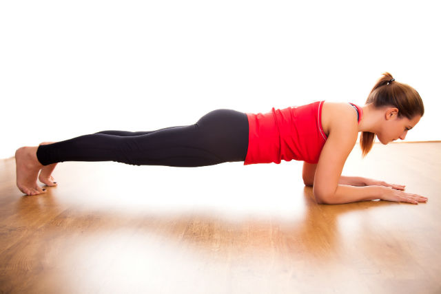Image result for planking woman