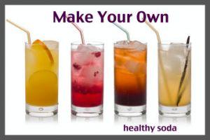 Homemade Sodas