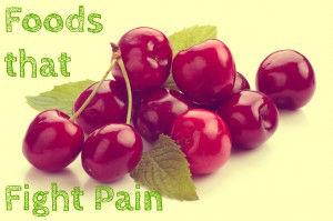 pain fighting foods
