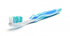 Toothbrush isolated
