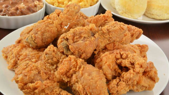 How To Make Soul Food Fried Chicken Wings