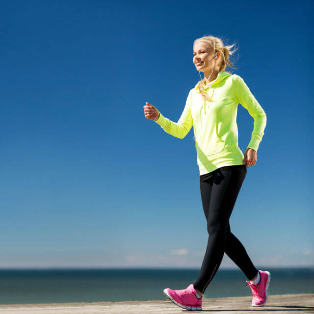 Boost Your Butt Muscles And Stay Fit With Power Walking