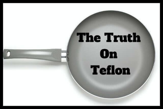 Gray Teflon Pan on White background Top view