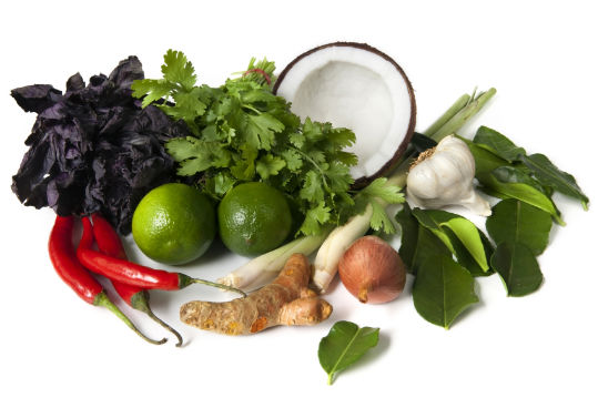 Ingredients that make thai food an anti inflammatory knockout share on facebook forumfinder Choice Image