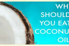 coconut oil eat