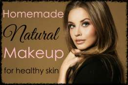 makeup homemade