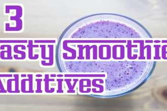 tasty smoothie