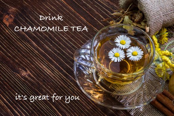 Buy Chamomile Tea Online | Adagio Teas